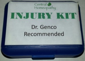 Injury Kit