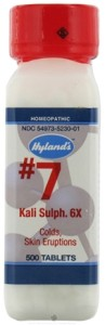 Hylands – Cell Salts #7 Kali Sulphuricum 6X